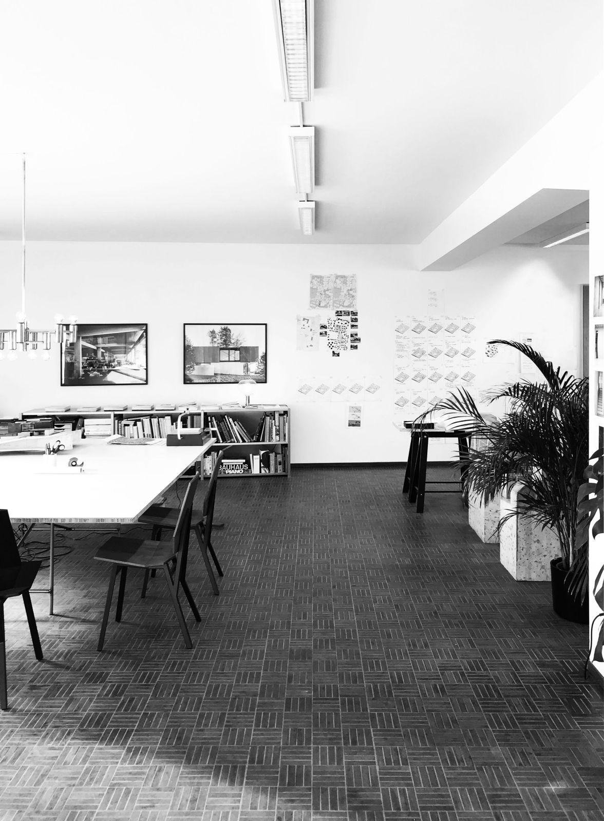 Studio lukas raeber for Bewerbung architekturstudium